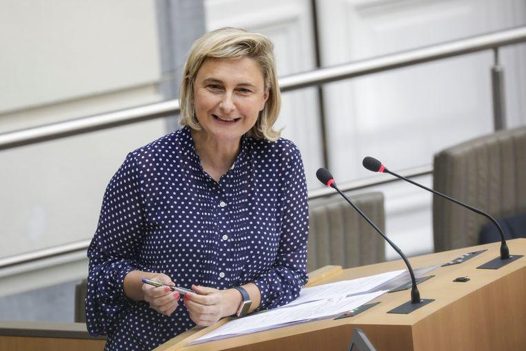 De Vlaamse regering heeft de eindtermen voor de eerste twee jaar van het secundair onderwijs goedgekeurd. Beeld BELGA