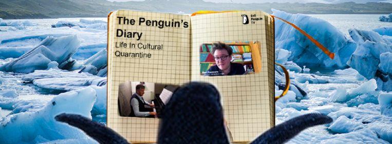 Evil Penguin TV biedt een maand lang zijn onlinevideocatalogus evilpenguintv.com gratis aan. Beeld RV