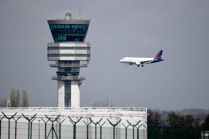 """""""De grens begint overschreden te geraken"""", zegt mobiliteitsminister François Bellot (MR) over de nationale luchtverkeersleiding."""