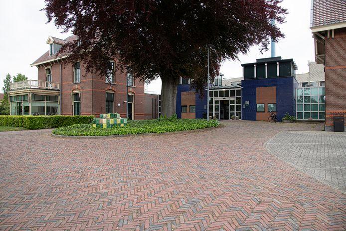 Jeugdgevangenis De Hunnerberg aan de Berg en Dalseweg in Nijmegen.