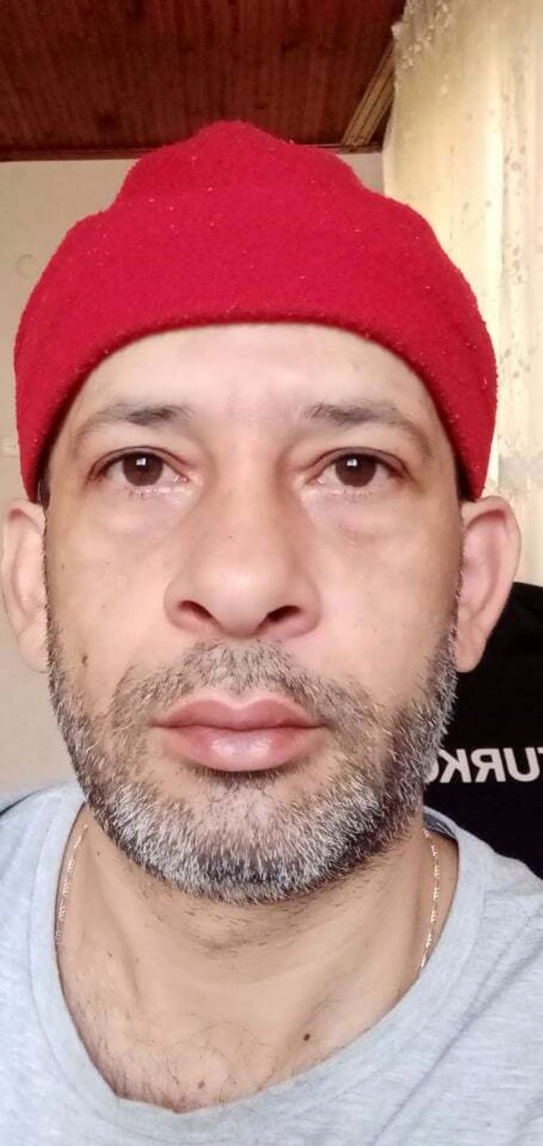 Ibrahim Madani. Beeld