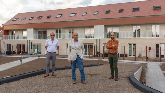 """Zonnige woonst heeft 43 nieuwe sociale woningen in Oostkouterwijk: """"Nog meer woningen op komst"""""""