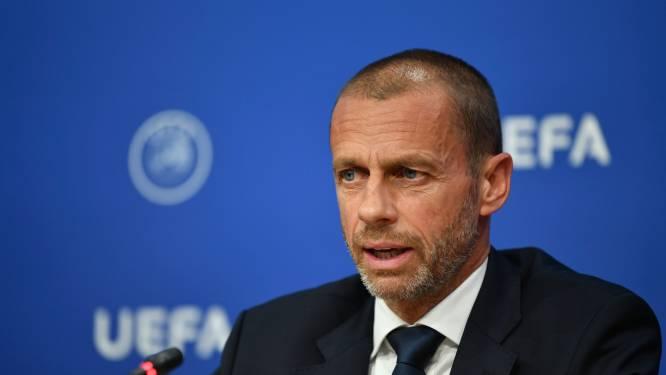 UEFA benadrukt dat EK zoals gepland doorgaat in 12 gaststeden, beslissing over publiek valt in april