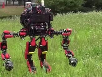 Pentagon zoekt beste 'disaster droid' via spectaculaire robotwedstrijd