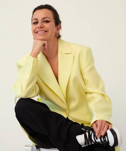 Yeliz Çiçek, hoofdredacteur Linda.meiden