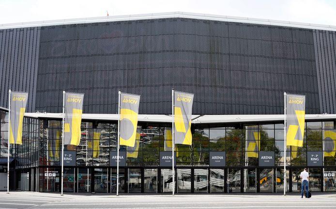 Rotterdam Ahoy doit maintenant effacer l'ordre du jour du Concours Eurovision de la chanson.