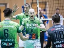 Volleyballers Orion treffen in Europa ploeg uit Engeland of Wit-Rusland