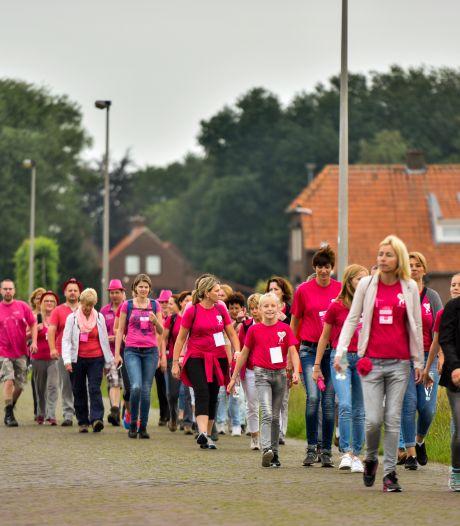 Wandelfestival gaat door, maar zonder festiviteiten