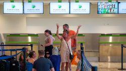 Marokko richt crisiscel op die gestrande Thomas Cook-reizigers moet opvangen