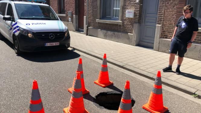 Zinkgat duikt op in Mulkstraat