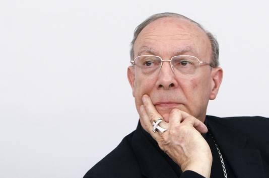 Aartsbisschop André-Joseph Léonard gaf meer uitleg over het ontslag van Vangheluwe.