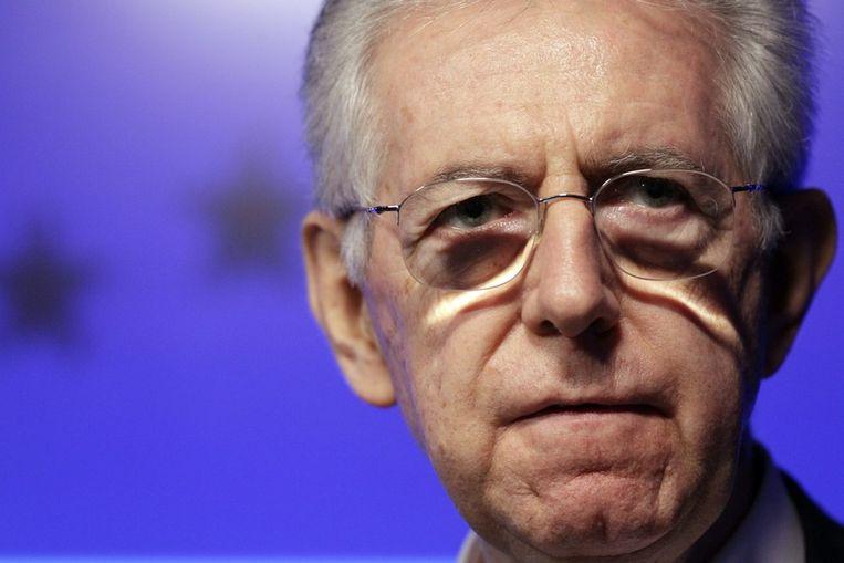 Mario Monti Beeld