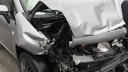 Twee gewonden bij kop-staartaanrijding op N42 in Oombergen