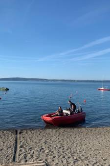 Samuël (22) verdronk vijf weken geleden in een Italiaans meer, dit is waarom hij nóg niet is gevonden