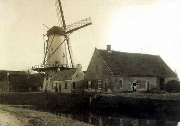 Foto uit de beeldbank van heemkundekring Jan uten Houte, Etten-Leur