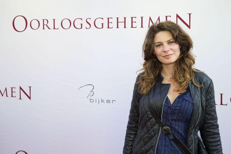 Actrice Rifka Lodeizen Beeld anp
