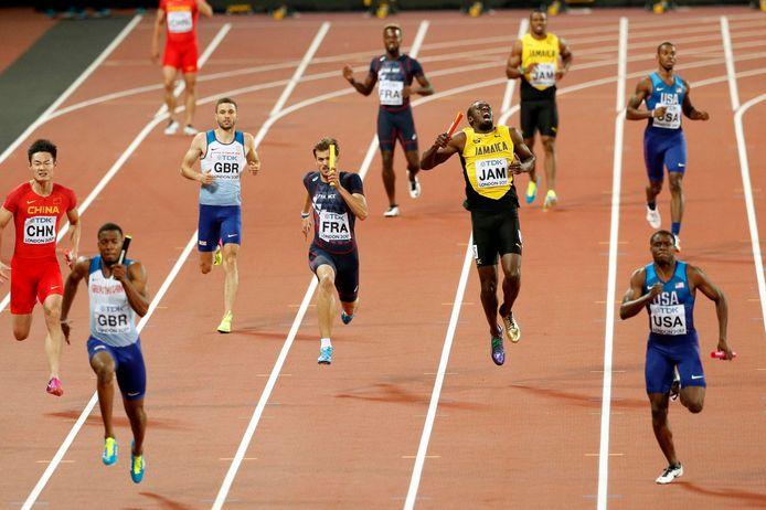 Het drama van Usain Bolt in beeld!