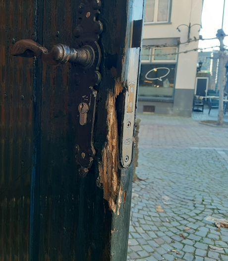 Inbraak Martinikerk Doesburg: kleine buit maar duizenden euro schade