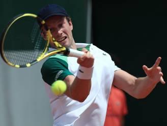 Griekspoor en Van de Zandschulp één zege verwijderd van Wimbledon-debuut