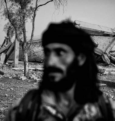 Fotograaf Eddy van Wessel trok met de Koerden op naar de laatste haarden van IS