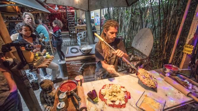 Pizza Geert kan nog even blijven wonen op Gabriël Metsulaan in Eindhoven