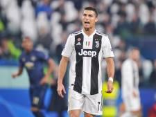 Ronaldo: United verdiende zege op geen enkele manier
