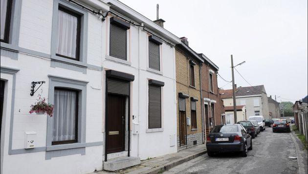 Le domicile de la mère (Impasse de la Croisette à Chatelineau)