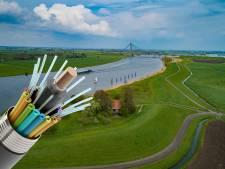 Superdure internetkabel dwars door dijk bij Kampen: dit vindt de rechter ervan