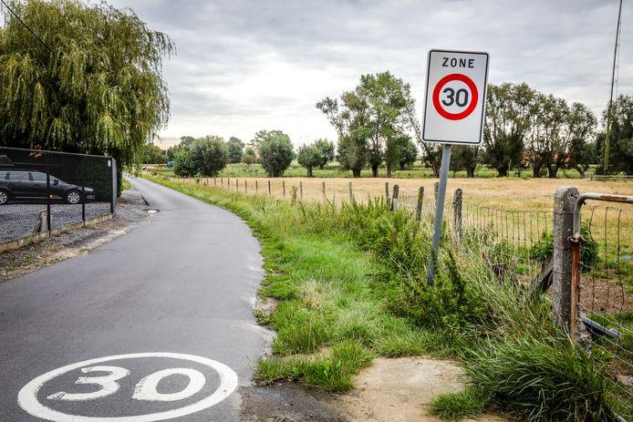 Maagdhoek in Esen wordt fietsstraat