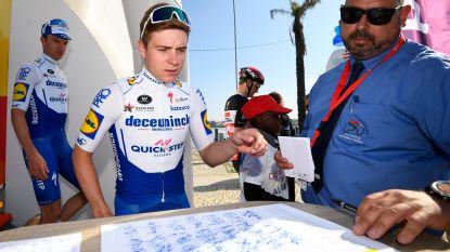 Met het hoofd al bij de volgende doelen: Evenepoel gaat na Tirreno de lange Giro-tijdrit verkennen