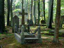 Extra plek voor eeuwige grafrust op begraafplaats Rozendaal