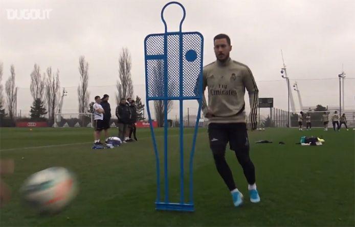 Eden Hazard devrait faire partie de la sélection pour le match de Coupe contre la Real Sociedad