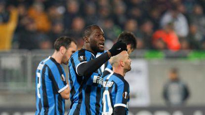 Invaller Romelu Lukaku leidt Inter met goal én assist voorbij Ludogorets