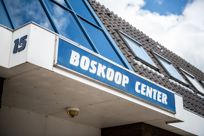 In het Boskoop Center zitten meerdere kleine bedrijven.
