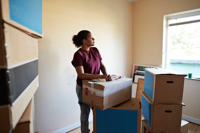 Je hebt nooit genoeg dozen, weten mensen die geregeld verhuizen.
