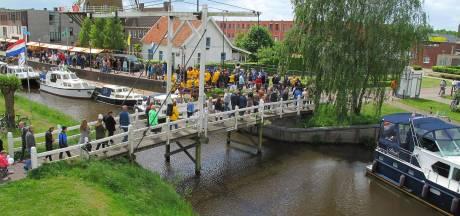 Topdrukte op Havenfeesten Etten-Leur