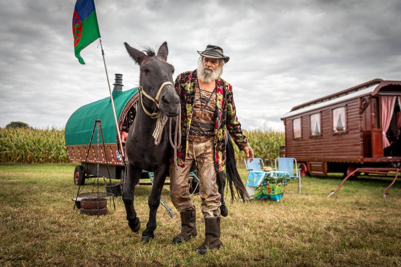 Foto ter illustratie van het festival Latcho Diewes in Sint Oedenrode.