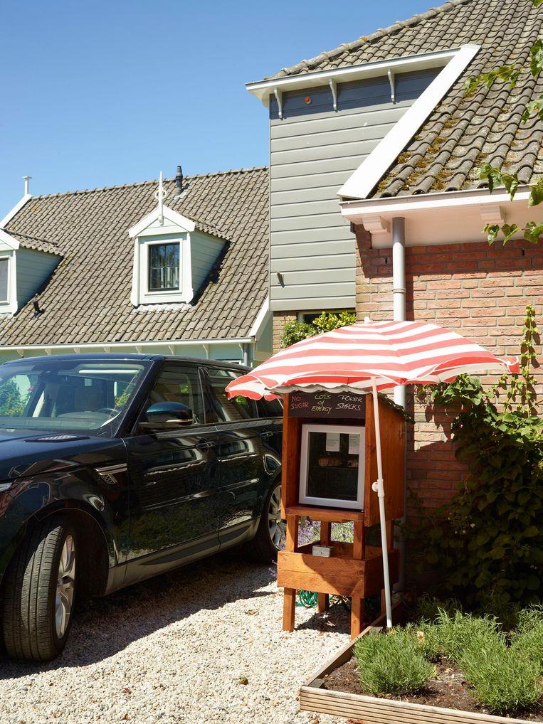 Particulier rustpunt, Uitdam Beeld Henk Wildschut