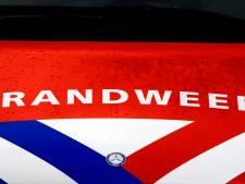 Twee auto's totaal verwoest na brand in Schiedam: brandweer vermoedt opzet