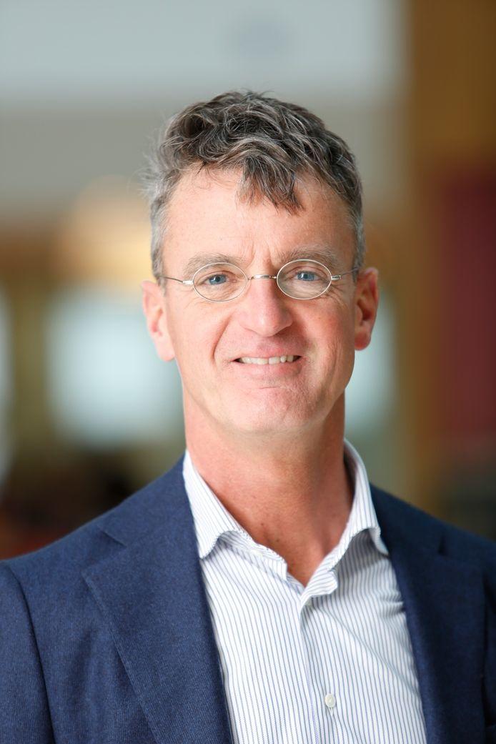 Jeroen de Haas is het nieuwe lid van de Raad van Toezicht van de UT.