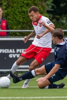 Jerrel Hak is de doelpuntenmachine van Unitas: 'Binnenkort mag ik de bal mee naar huis nemen'