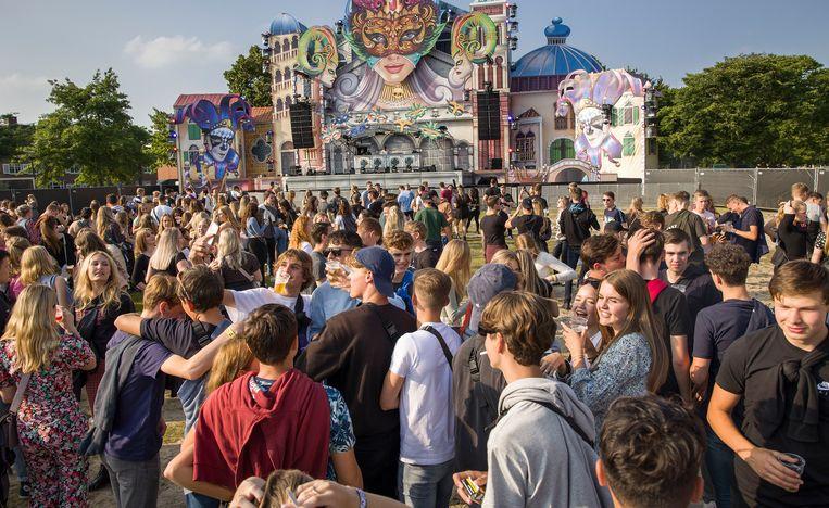Het Sunday Stereo festival in Venlo. Beeld Arie Kievit