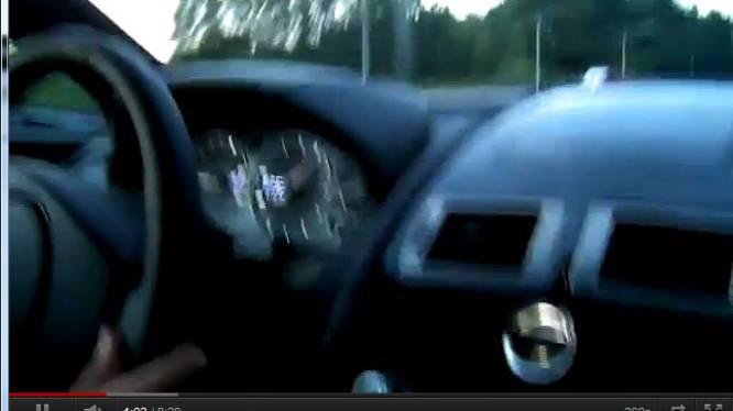 Bestuurder die 293 km per uur reed op E17 is verhoord