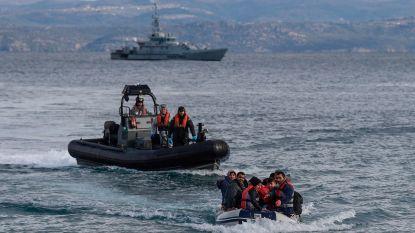 100 extra bewakingsagenten aan grens tussen Griekenland en Turkije om vluchtelingen tegen te houden