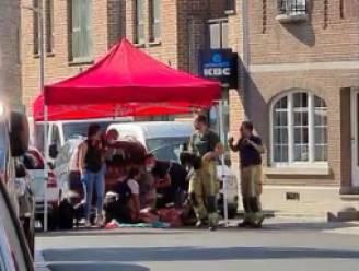 Duitser (32) opent vuur op politie bij controle in Moelingen en probeert auto te carjacken: agenten kunnen schutter neerschieten