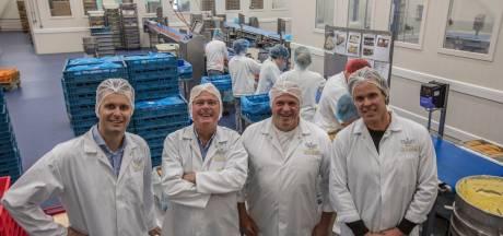 Nieuwe fabriek klaar: nog meer gebak van Liesselse bodem