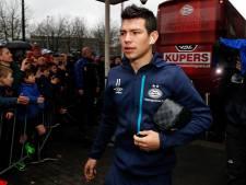 Lozano bij de meest trefzekere buitenlandse spelers van PSV