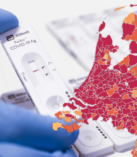 Update: zo staan Moerdijk en Etten-Leur ervoor in aantal coronabesmettingen