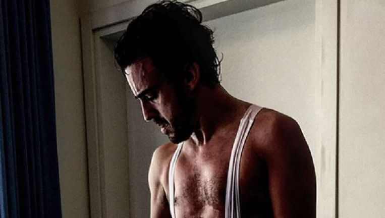 null Beeld Instagram Fernando Alonso