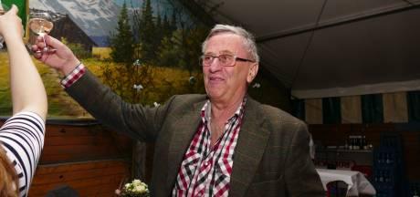 Cafébaas Ludwig Reirink (72) uit Zwillbrock overleden